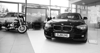 "BMW 1'er ""ELBKING-EDITION"""